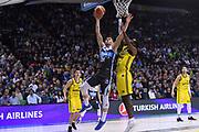 Vojislav Stojanovic<br /> Vanoli Cremona - Happy Casa New Basket Brindisi<br /> Postemobile Final Eight - Finale<br /> Legabasket 2018/2019<br /> Firenze, 17/02/2019<br /> Foto M.Ceretti / Ciamillo-Castoria
