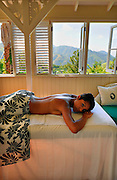 Celebrity treatment at the Strawberry Hill Spa - Jamaica