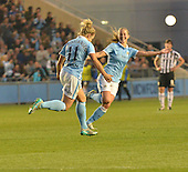 Manchester City Women v Notts County Ladies 041015