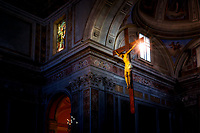 &quot;The Crucifixion - Cathedral of Sorrento&quot;...<br />