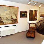 Nieuwe expositie Huizer Museum over 150 jaar Huizer Haven
