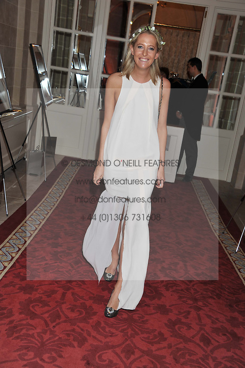 The HON.SOPHIA HESKETH at Tatler's Jubilee Party in association with Thomas Pink held at The Ritz, Piccadilly, London on 2nd May 2012.