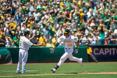 20140526 - Detroit Tigers at Oakland Athletics