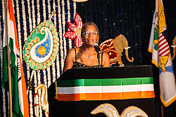 The Honorable Donna M. Christensen.  The India Association of the Virgin Islands 66th Independence Day Celebration. Friday September 7, 2012. Marriott's Frenchman's Reef Resort.  © Aisha-Zakiya Boyd