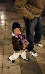 Nasa druzina, april 2009. (Photo by Vid Ponikvar / Sportida)