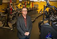 Tom Oakley - Laconia Athletic and Swim Club.  (Karen Bobotas/for the Laconia Daily Sun)