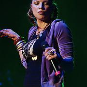 NLD/Amsterdam/20050518 - Concert Black Eyed Peas, Fergie.Stacey Ferguson
