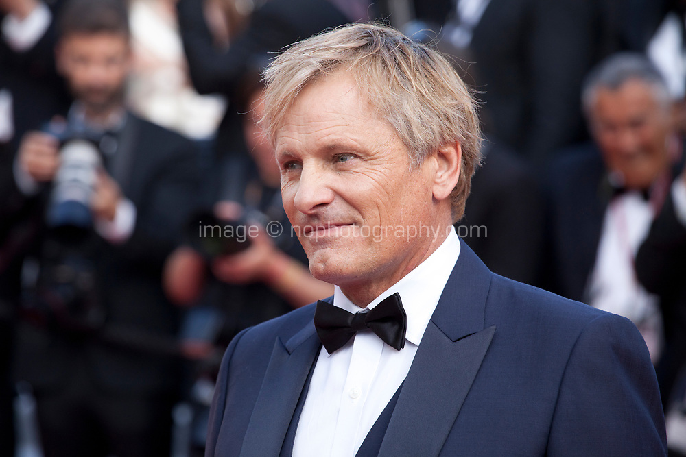 Actor Viggo Mortensen at the closing ceremony and The Specials film gala screening at the 72nd Cannes Film Festival Saturday 25th May 2019, Cannes, France. Photo credit: Doreen Kennedy
