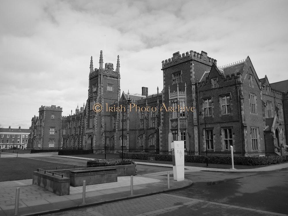 Queens University Belfast, University Avenue, 1849,