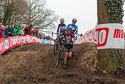 Women, Cyclo-cross World Cup Hoogerheide, The Netherlands, 25 January 2015, Photo by Pim Nijland / PelotonPhotos.com