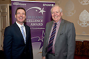 31/01/2014 REPRO free.<br /> <br /> The EFQM(European Business Excellence based Awards in Ireland)  prestigious recognition scheme awards ceremony  at the Galway Bay Hotel . AT the event was Dan Murphy GBH and Bob Barbour<br /> Director &amp; Chief Executive<br /> Centre for Competitiveness. <br />  Established by the private sector, the Centre for Competitiveness (CforC) is an independent, not-for-profit membership organisation operating on the Island of Ireland with offices in Belfast and Dublin. The Centre is the national partner for the European Foundation for Quality Management, Brussels (EFQM) in Ireland and the certification partner for the UK and Ireland (ADS) aerospace, defence and security supply base. It is an active member of the Global Federation of Competitive Councils, Washington USA. The Centre is dedicated to improving the quality and competitiveness of individual organisations in the private, public and voluntary sectors and to build best in class performance through International Leadership and Innovation, Productivity Improvement, and Quality Excellence in all sectors.Photo:Andrew Downes
