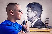 Josh Mittag, Artist, March 2014