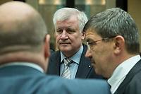 11 MAY 2012, BERLIN/GERMANY:<br /> Horst Seehofer, CSU, Ministerpraesident Bayern, vor Beginn einer Sitzung des Bundesrates, Plenum, Bundesratsgebaeude<br /> IMAGE: 20120511-01-004