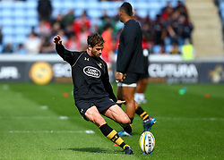 Danny Cipriani of Wasps - Mandatory by-line: Robbie Stephenson/JMP - 17/09/2017 - RUGBY - Ricoh Arena - Coventry, England - Wasps v Harlequins - Aviva Premiership