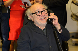 © Licensed to London News Pictures. 11/09/2017. DANNY DEVITO takes part in the on the annual BGC Partners Charity Day in commemoration of its 658 friends and colleagues and 61 Eurobroker employees lost in the World Trade Center attacks on 9/11. PIcture Credit: Tang/LNP