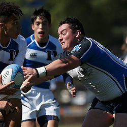 2016-10-16 Duke rugby vs. Longwood