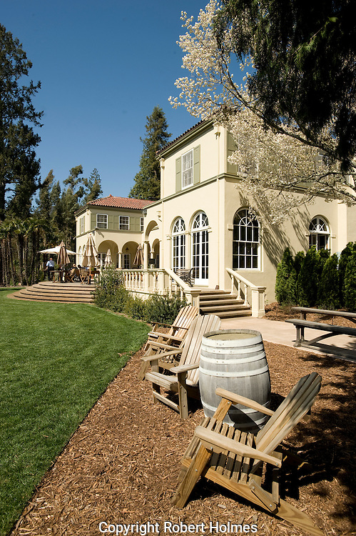 Chateau St. Jean, Sonoma Valley, California