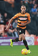 Barnet midfielder Curtis Weston during the Sky Bet League 2 match between Barnet and Exeter City at The Hive Stadium, London, England on 31 October 2015. Photo by Bennett Dean.
