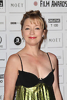 Lesley Manville The Moet British Independent Film Awards, Old Billingsgate Market, London, UK, 05 December 2010:  Contact: Ian@Piqtured.com +44(0)791 626 2580 (Picture by Richard Goldschmidt)