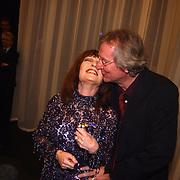 KO Liesbeth List, met man Robert Braaksma