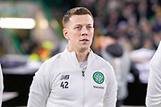 Callum McGregor of Celtic FC during the Europa League match between Celtic and FC Copenhagen at Celtic Park, Glasgow, Scotland on 27 February 2020.
