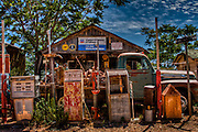 The Gold King Mine Ghost Town in Jerome, Arizona is one of the most unique places in the country. Thousands of visitors come here from all over the world to see one of the most interesting sites depicting the history of one of the driving forces in the building of this great country. Hundreds of cars, trucks and pieces of equipment used to mine and build America can be seen here.<br />