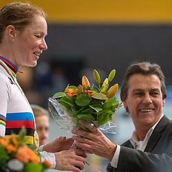 02-03-2018: Wielrennen: WK Baan: Apeldoorn<br />Kirsten Wild pakt de tweede titel op WK Baan in Apeldoorn