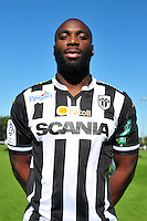 Gilles Sunu - 29.09.2015 - Photo officielle - Angers - Ligue 1<br /> Photo : Philippe Le Brech / Icon Sport