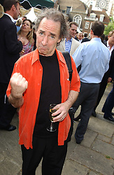 HARRY SHEARER the voice of Mr Burns in The Simpsons at the annual House of Lords v House of Commons tug of war match in aid of  of  Macmillan Cancer Relief on 21st June 2005.  A drinks reception was held in College Gardens followd by the tug of war on Victoria Tower Gardens, London.                                 <br />