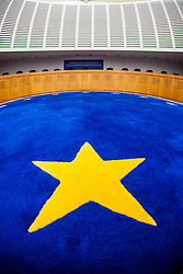 The European Court of Human Rights (ECtHR; Cour européenne des droits de l'homme) in Strasbourg, is a supra-national court established by the European Convention on Human Rights and hears complaints that a contracting state has violated the human rights enshrined in the Convention and its protocols.