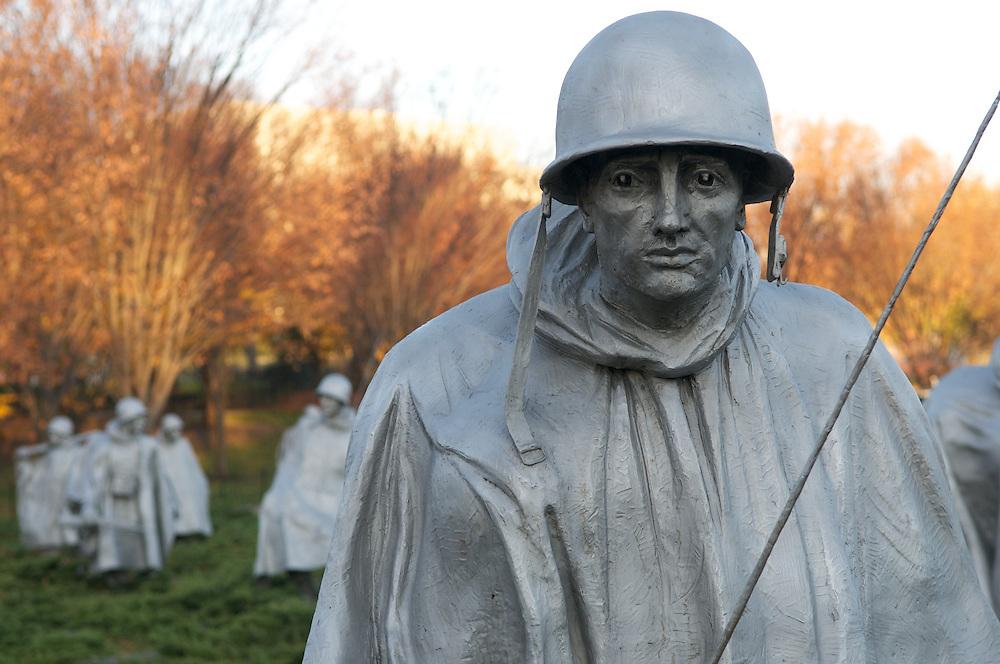 Lincoln Memorial, Korean Memorial, Air Force Memorail