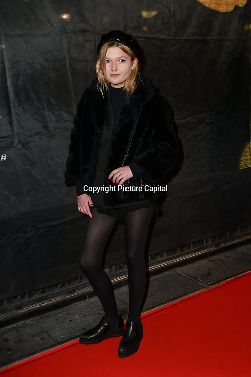 Sophie Kennedy Clark Arrivers at The Gold Movie Awards at Regent Street Cinema on 10 January 2019, London, UK.