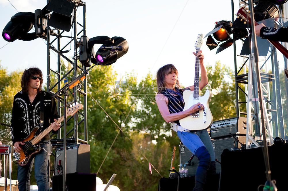 Denver Botanic Gardens at Chatfield  Pretenders Concert
