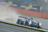 David Droux (CHE) / David Hallyday (FRA) / Dino Lunardi (FRA)  #19 Duqueine Engineering, Ligier JS P3, Nissan VK50VE 5.0 L V8, during Free Practice 1  as part of the ELMS 4 Hours of Silverstone 2016 at Silverstone, Towcester, Northamptonshire, United Kingdom. April 15 2016. World Copyright Peter Taylor. Copy of publication required for printed pictures.