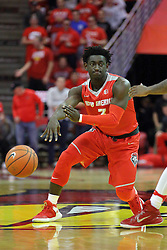 03 December 2016:  Jordan Hunter during an NCAA  mens basketball game between the New Mexico Lobos the Illinois State Redbirds in a non-conference game at Redbird Arena, Normal IL