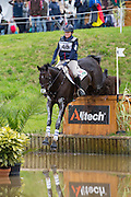Kimberly Severson, (USA), Fernhill Fearless - Eventing Cross Country test - Alltech FEI World Equestrian Games™ 2014 - Normandy, France.<br /> © Hippo Foto Team - Leanjo de Koster<br /> 31/08/14