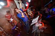 Huhai and Qianhai Lake nightlife district. Live music at Alpha & Omega Club.