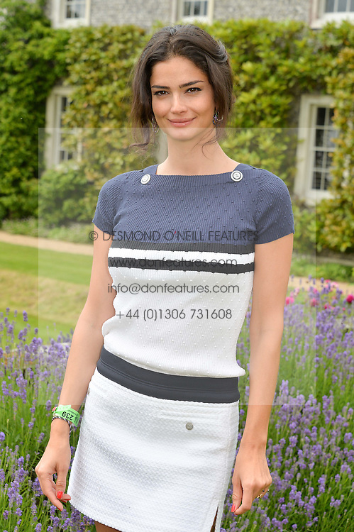 SHERMINE SHAHRIVAR at the Cartier hosted Style et Lux at The Goodwood Festival of Speed at Goodwood House, West Sussex on 26th June 2016.