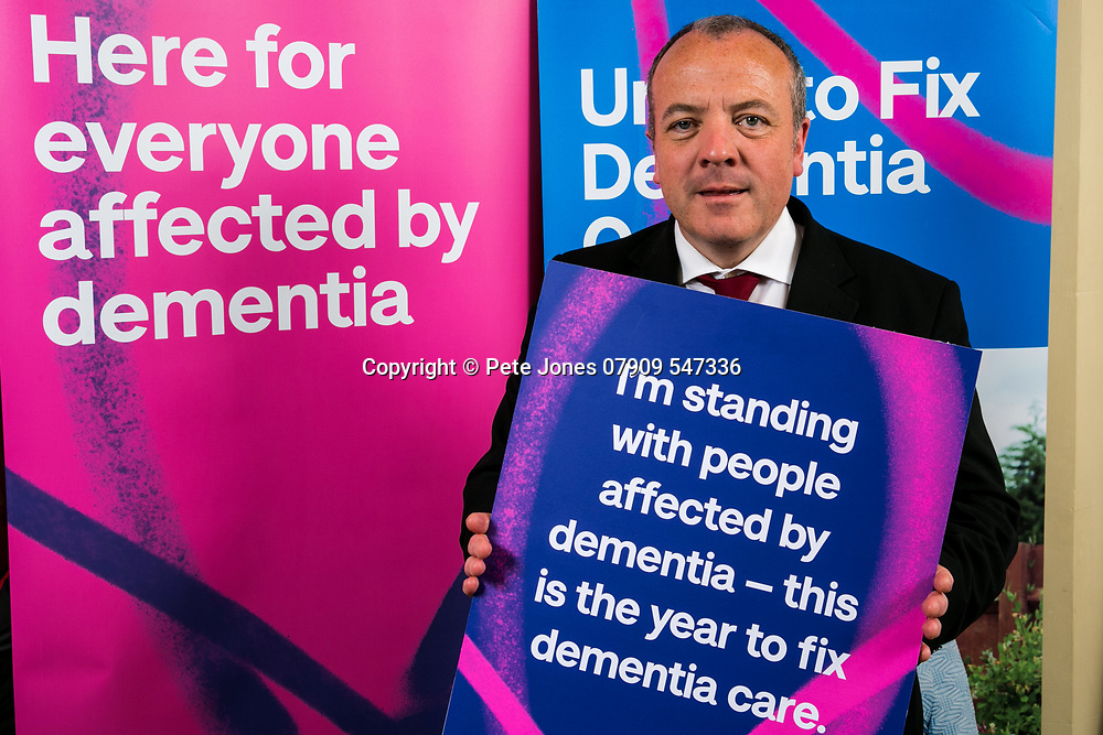 """Mike Kane MP;<br /> Alzheimer's Society;<br /> """"Fix Dementia Care & State of the Nation""""<br /> Parliamentary report Launch;<br /> Houses of Parliament, Westminster.<br /> 23rd May 2018.<br /> <br /> © Pete Jones<br /> pete@pjproductions.co.uk"""