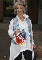 Maureen Lipman, Vamos Cuba! - VIP Night, Sadler's Wells Theatre, London UK, 02 August 2016, Photo by Brett D. Cove
