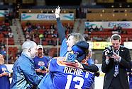 OKC Barons vs Lake Erie Monsters - 2/15/2014