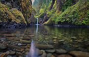 Punchbowl Falls, The Columbia River Gorge National Scenic Area, OR