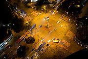 Belo Horizonte_MG, Brasil...Vista Geral do centro da cidade com a Praca Sete em destaque em Belo Horizonte, Minas Gerais...Belo Horizonte downtow. In this photo Pracao Sete, Minas Gerais...Foto: LEO DRUMOND / NITRO