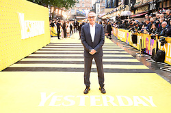 Danny Boyle attending the Yesterday UK Premiere held in London, UK.