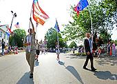 Veterans: Tallmadge Parade Memorial Day 2012