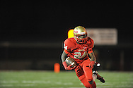 Lafayette High's Juwan Hardin vs. New Albany on Homecoming in Oxford, Miss. on Friday, October 18, 2013.