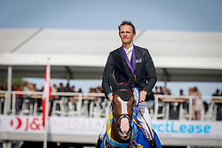 De Winter Jeroen, BEL, Mystic van T Hoogeinde<br /> Final 6 years  old Horses<br /> Zangersheide FEI World Breeding Jumping Championship 2018<br /> © Hippo Foto - Julien Counet
