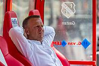 UTRECHT - 28-05-2017, FC Utrecht - AZ, Stadion Galgenwaard, Utrecht speelt Europees voetbal, AZ trainer John van den Brom