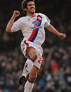 London - Friday, December 26th, 2008:  of Danny Butterfield Crystal Palace celebrates his goal to make it 3 - 1 against Norwich City during the Coca Cola Championship match at Selhurst Park, London. (Pic by Alex Broadway/Focus Images)