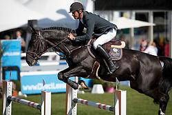 Dubbeldam Jeroen, (NED), Carusso Ls La Silla<br /> Nederlands kampioenschap springen - Mierlo 2016<br /> © Hippo Foto - Dirk Caremans<br /> 21/04/16